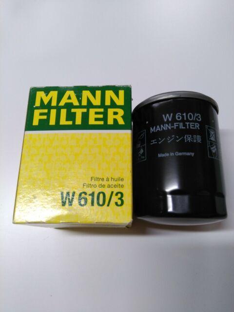 Mann Filter W 723//3 Filtro de Aceite