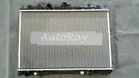 Radiator For Nissan X-trail T30 2.0l 2.5 Ti Wagon 4wd 4d 10/01-8/07-on Auto