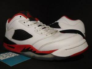 new styles f6bd2 d90f5 Image is loading NIKE-AIR-JORDAN-V-5-RETRO-LOW-GS-