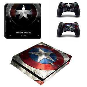 captain america games for ps4