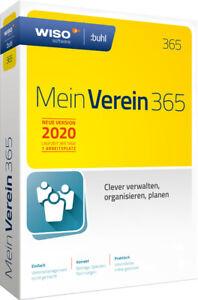WISO-Mein-Verein-2020-365-CD-amp-Handbuch
