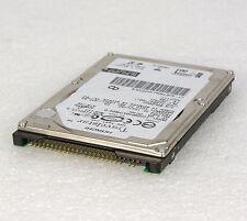 "40GB 2,5"" 6,35 CM HDD DISCO DURO PORTÁTIL NOTEBOOK HITACHI IC25N040ATMR04-0"