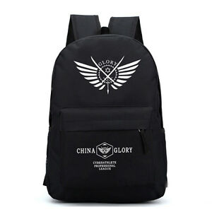 59a1bf675b Anime Full Time Master China Glory Shoulder Bag Gift Backpack Laptop ...
