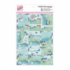 Do-crafts Anita's Beschichtete Decoupage vorschnitt By Die See