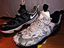 7a92e960593b6 Nike Lebron XIII 13 Low Family Foundation Sz 9 849783-999 for sale ...