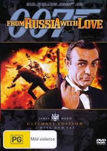 From-Russia-With-Love-VGC-DVD-Ultimate-Edition