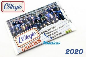 Collezione-GEDIS-IL-COLLEGIO-4-Album-bustine-figurine-sticker-varie-offerte-2020