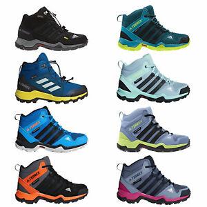 official cheap prices the sale of shoes Details zu adidas Performance Terrex Mid Kinder-Wanderschuhe Winterschuhe  Wasserdicht NEU