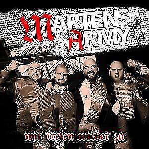 1 von 1 - Wir Treten Wieder Zu! von Martens Army (2016)
