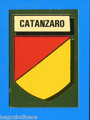TARANTO-RHODENSE SCUDETTO-New CALCIO FLASH 1981-82 Lampo Figurina-Sticker