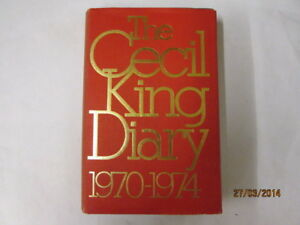 Good-Diary-1970-74-King-Cecil-Harmsworth-1975-10-16-Dustjacket-has-been-pri