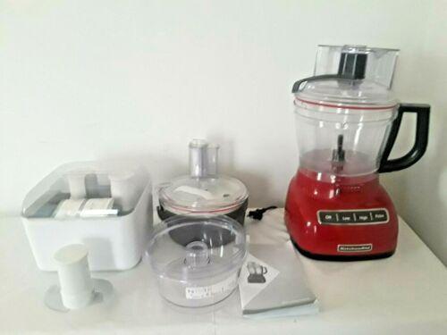 KitchenAid 13 Cup kfp1356 Food Processor parts choice bowl blade dicing p3 N184