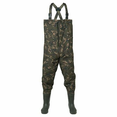 Vass Tex 800-E Limited Edition Camo Chest Waders