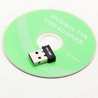 High Speed NEW Realtek RTL8188cus USB 150M Wireless WiFi adapter Network Lan