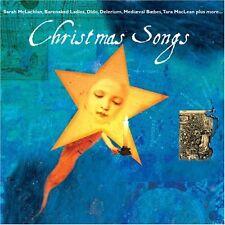 Christmas Songs [Nettwerk] by Various Artists (CD, Jan-2006, Nettwerk America)