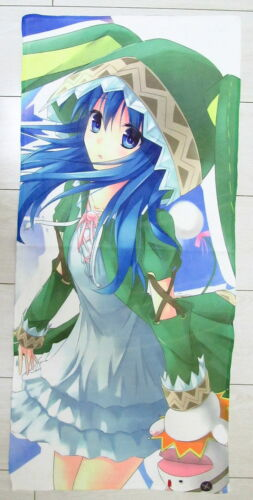 DATE A LIVE Hermit Yoshino Anime Manga Badetuch Handtuch 77X37cm Neu