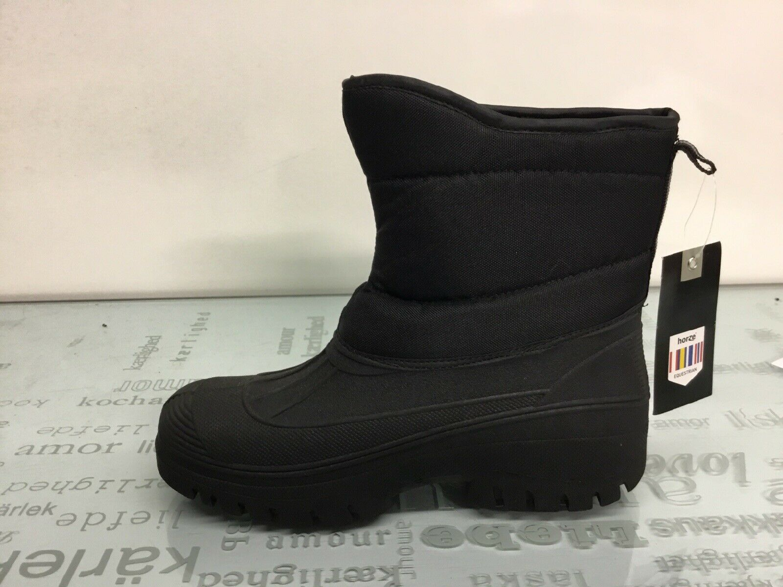 Horze Equestrian Stall Boots Size 8.5(39).* - image 2