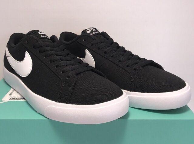 Nike Men s Size 8.5 Sb Blazer Vapor Txt Athletic Skate Shoes New 150032b34