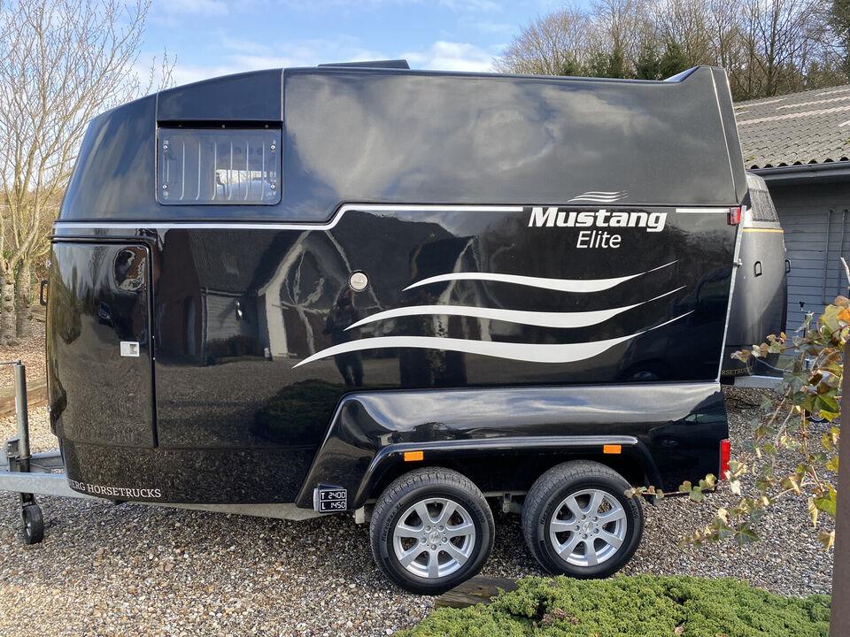 Mustang Elite Hestetrailer