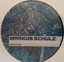 "Markus Schulz ""Coldharbour Sessions 2004"" * Motorcycle ""As The Rush Comes"""