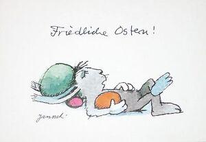 Grusskarte-Ostern-Janosch-034-Friedliche-Ostern-034