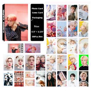 KPOP-Bangtan-Boys-Album-MAP-OF-THE-SOUL-PERSONA-JIMIN-PhotoCard-Lomo-Card