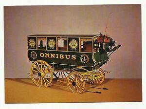 Shillibeers Omnibus 1829 model postcard - <span itemprop=availableAtOrFrom>Southampton, United Kingdom</span> - Shillibeers Omnibus 1829 model postcard - Southampton, United Kingdom