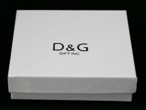 "DG Men/'s Silver Stainless Steel 20/""x3mm Smooth Round Box Chain Unisex Box"