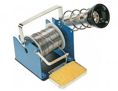 VELLEMAN STAND60 PROFESSIONAL SOLDERING IRON STAND (solder not included)