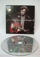 Eric Clapton Unplugged | Laserdisc NTSC English | LD: Fast wie Neu | Cover: Gut