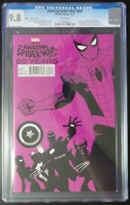 Amazing-Spider-Man-692-Marvel-Comics-CGC-9-8-White-Pages-2000-039-s-Variant-Cover