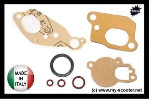 Vespa-Si-Vergaserdichtsatz-Dichtung-Cosa-125-150-200-Getrenntschmierung