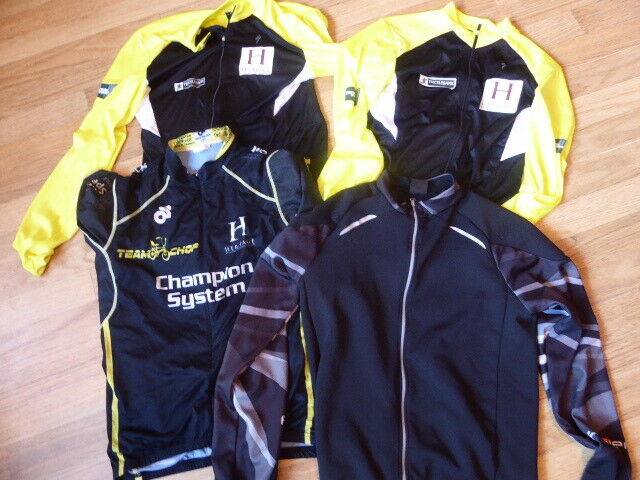 Joblot mens cycling clothing - size M good condition
