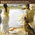 Streichquartett op.9/Schwedische Tänze op.63/+ von Goldner String Quartet,P. Lane (2016)