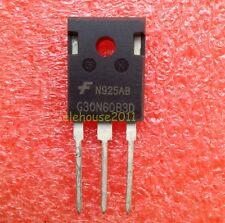 1pcs HGTG30N60B3D G30N60B3D TO-247