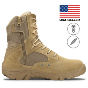Tactical Footwear Combat Boot