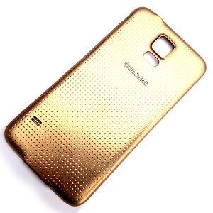 1a40c9a5ba2 La imagen se está cargando Original-Samsung-Galaxy-S5-G900-Trasera-Tapa-de-