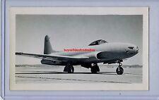 1946 LOCKHEED P-80 SHOOTING STAR JET FIGHTER ORIGINAL PHOTO USAF WWII AVIATION