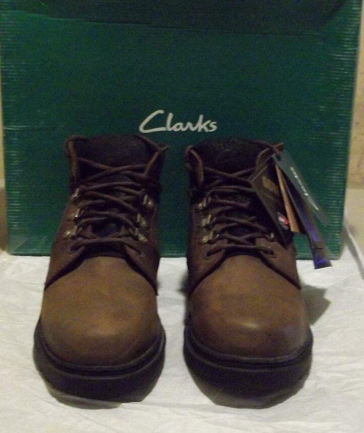 [[New Clark's #31122 10 M brown (4431)]] Scarpe classiche da uomo