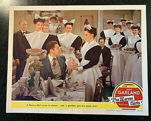 8x10 Print Judy Garland The Harvey Girls 1946 #1b036