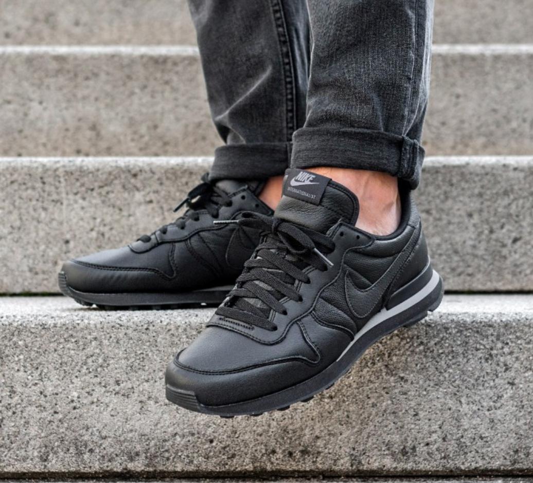 Nike Internationalist Größe UK 10 EU 45 631754-013