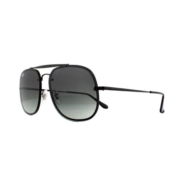 031dcf9db69aa Ray-Ban Sunglasses Blaze The General RB3583N 153 11 Demigloss Black Light  Grey G