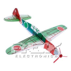 27ec4f4276 La imagen se está cargando Avion-Planeador -Focke-Wulf-Fw-190-Polietileno-Poliespan-
