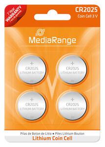 4x-CR2025-Batterie-Lithium-Knopfzelle-3V-CR2025-Agfaphoto