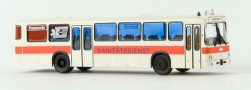 StÜLB Sanitätsdienst HO NEU Brekina 50610 MB 0307 Überland-Linienbus