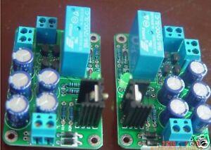 Speaker protection circuit mirror arranged monobloc !