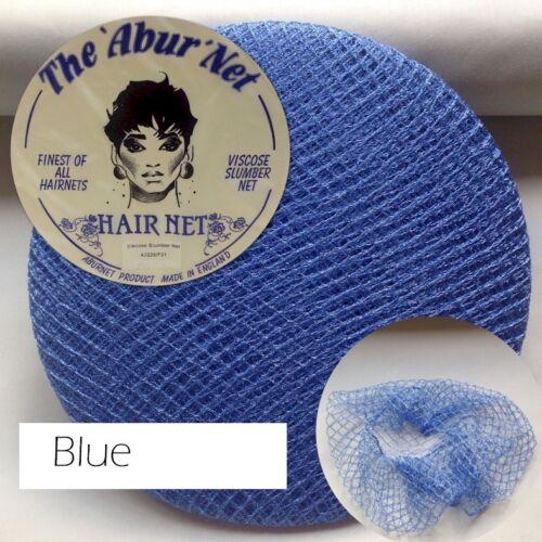 9 Colours 2 x SLUMBER SLEEP-IN HAIR NET FREE P/&P VISCOES QUALITY NETS