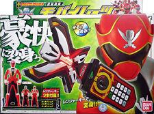 Power Rangers Super Megaforce Legendary Gokaiger Mobirates Phone Morpher Red
