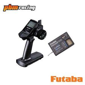 Futaba T3pv/r203gf 3-canal émetteur/récepteur Combo 2.4 G T-fhss P-cb3pv-afficher Le Titre D'origine