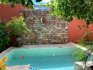 Casa Mariposas,  hermosa casa  en el centro histórico de Mérida